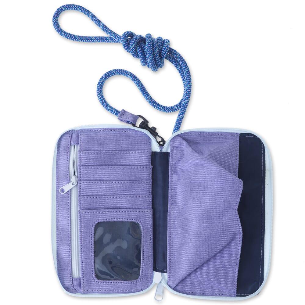 Kavu Women's Go Time Bi-Fold Wallet - Moonstone
