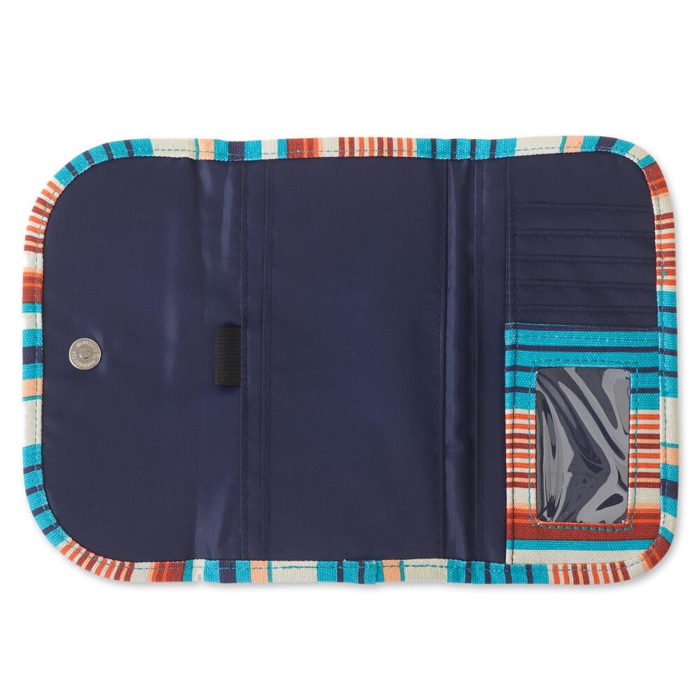 Kavu Women's Big Spender Wallet - Cascade Stripe