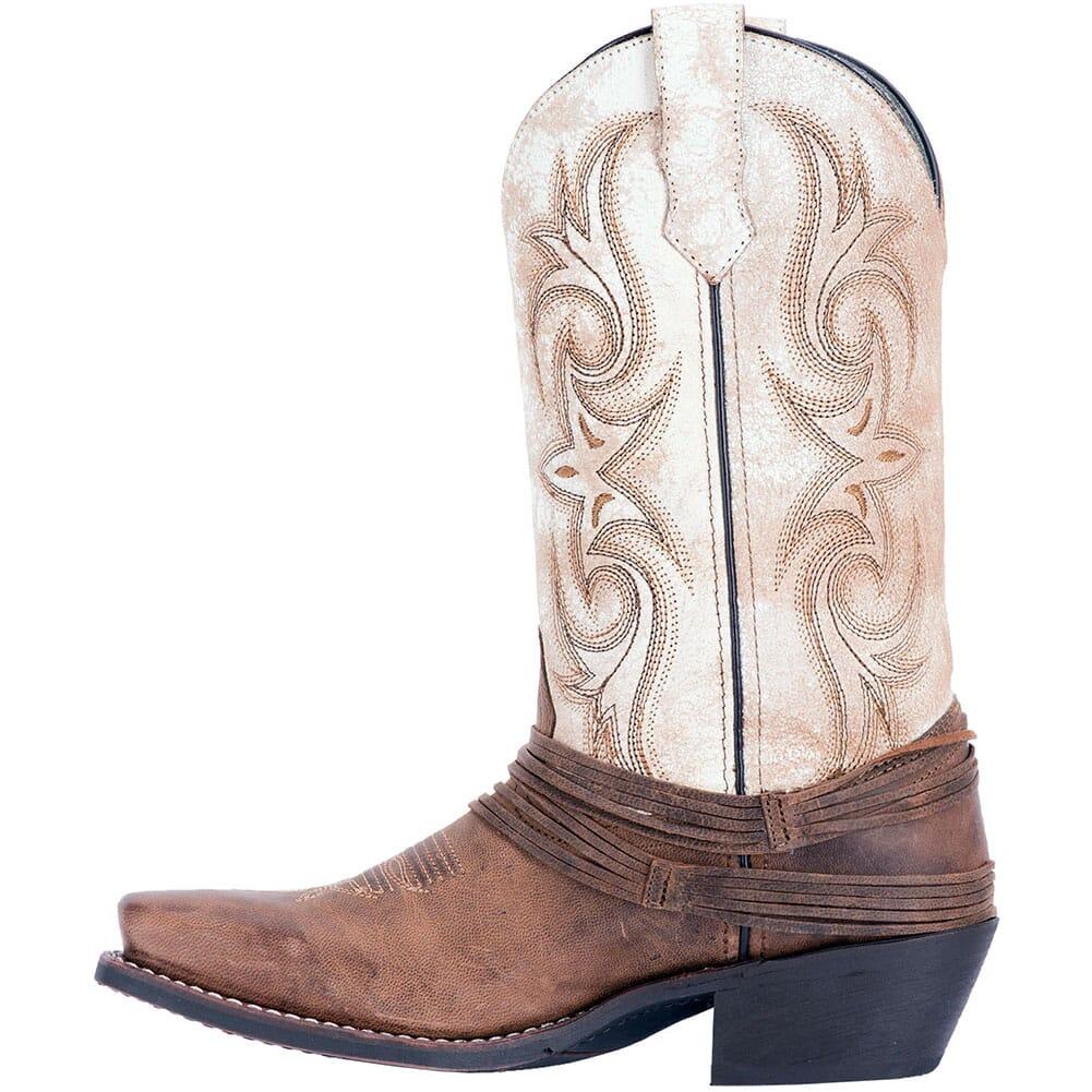 Laredo Women's Myra Western Boots - Sand/White