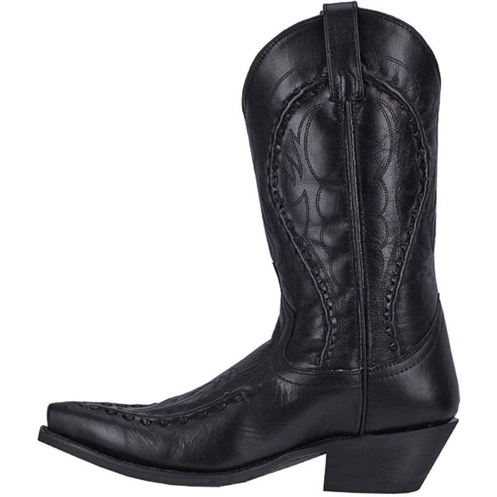 Laredo Men's Laramie Western Boots - Black