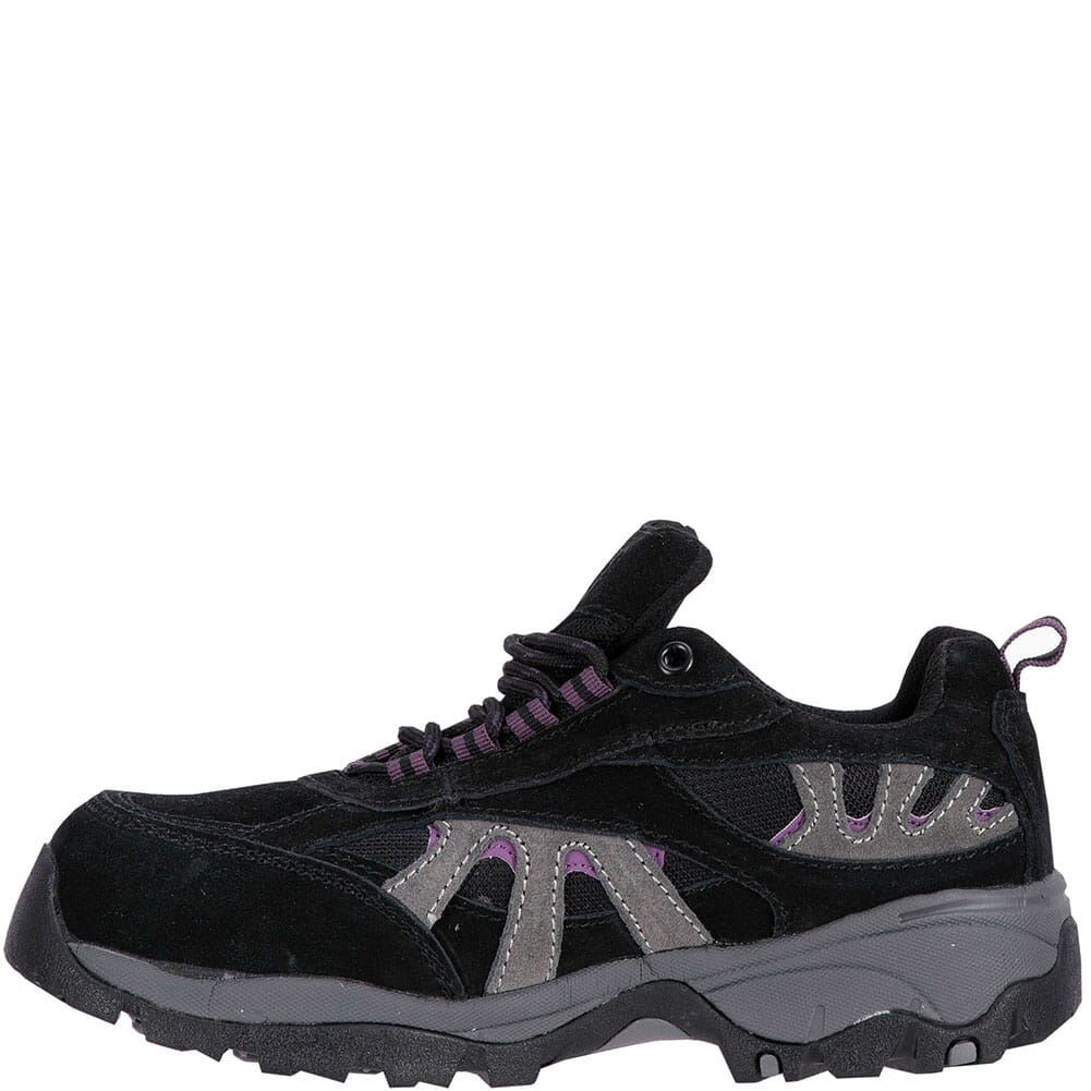MR47300 McRae Women's XRD Met Guard Safety Shoes - Black