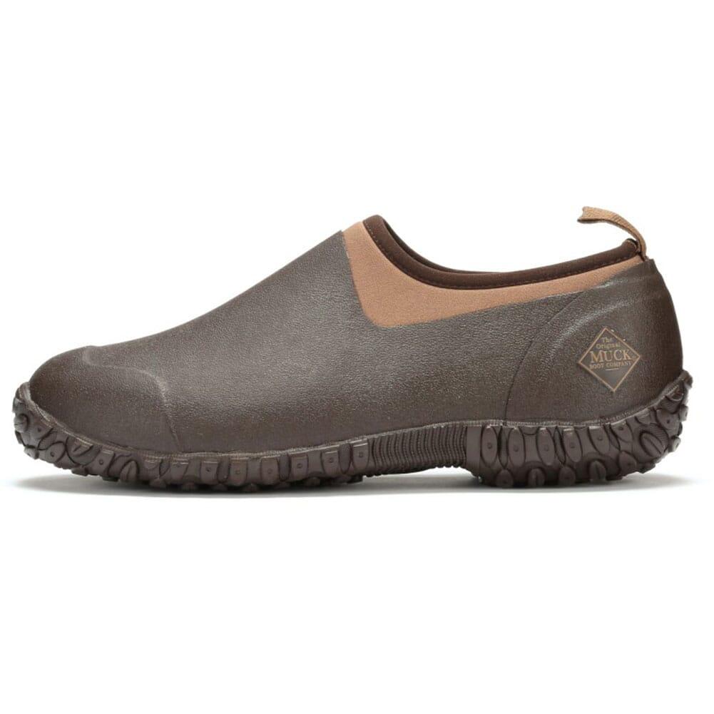 Muck Men's Muckster II Low Rubber Shoes - Bark/Otter
