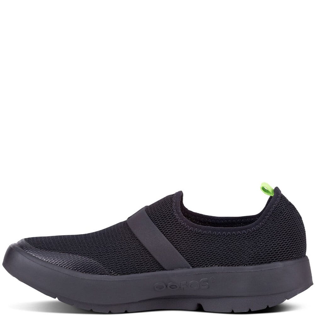 OOFOS Women's OOMG Casual Shoes - Black