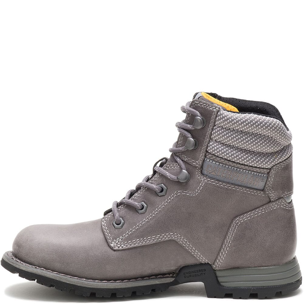 51021 Caterpillar Women's Paisley Work Boots - Dolphin