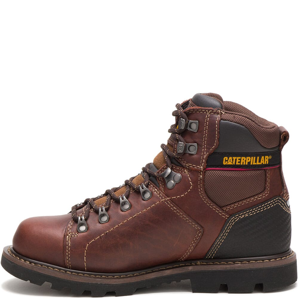 74124 Caterpillar Men's Alaska 2.0 Work Boots - Brown