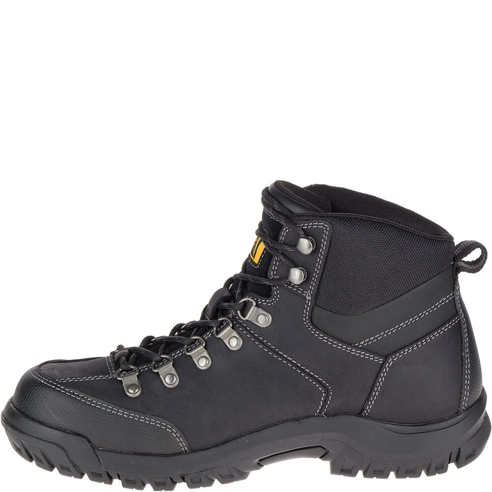 Caterpillar Men's Threshold WP Work Boots - Black