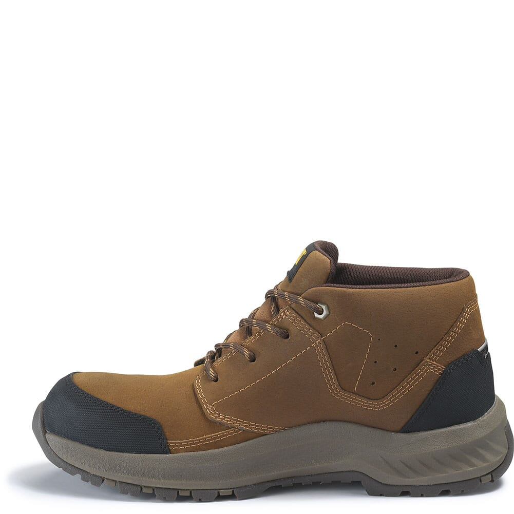 Caterpillar Men's Resolve Mid Safety Boots - Brown