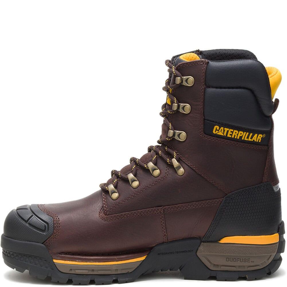 91086 Caterpillar Men's Excavator LT WP CT Safety Boots - Espresso