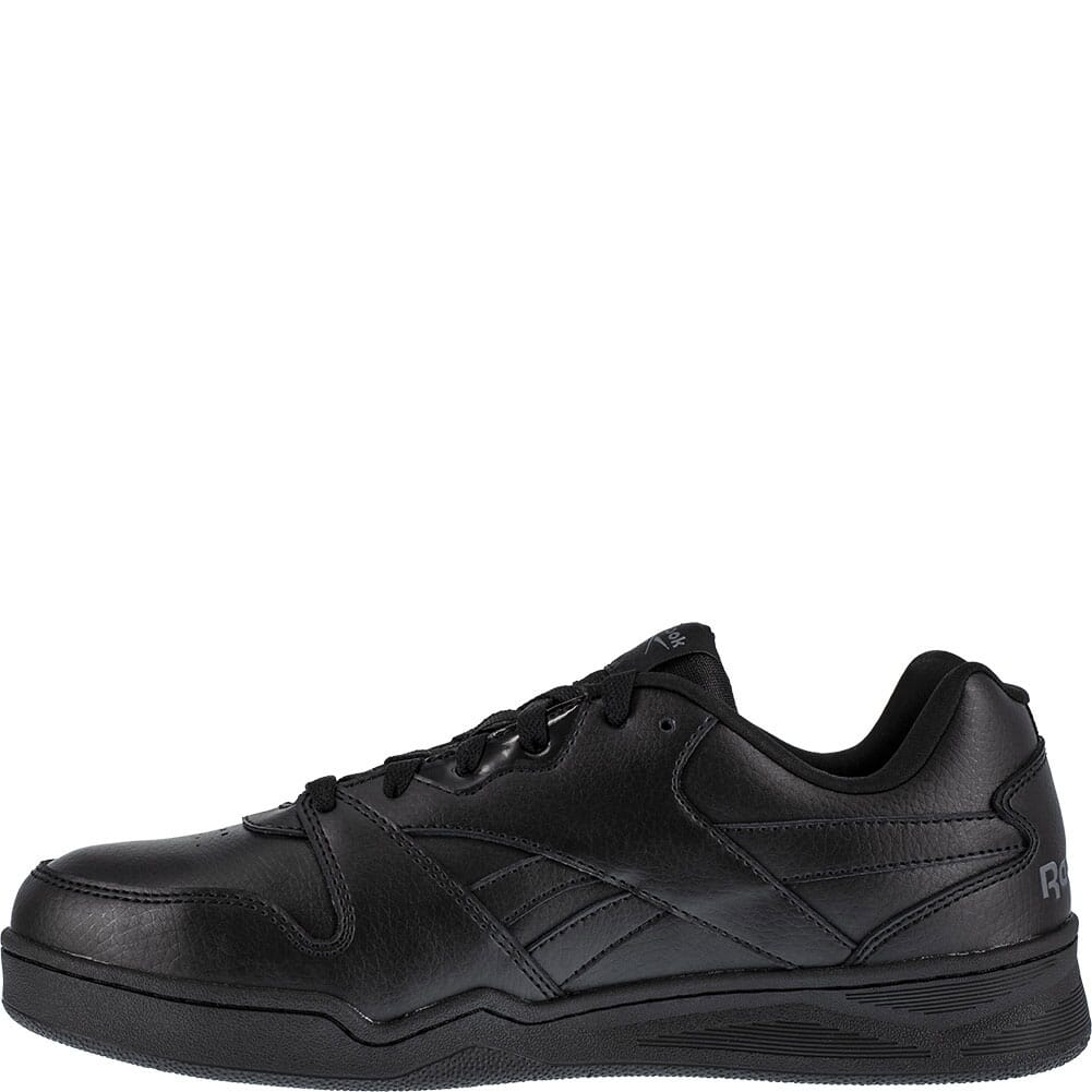 RB160 Reebok Women's BB4500 EH Low Cut Safety Shoes - Black
