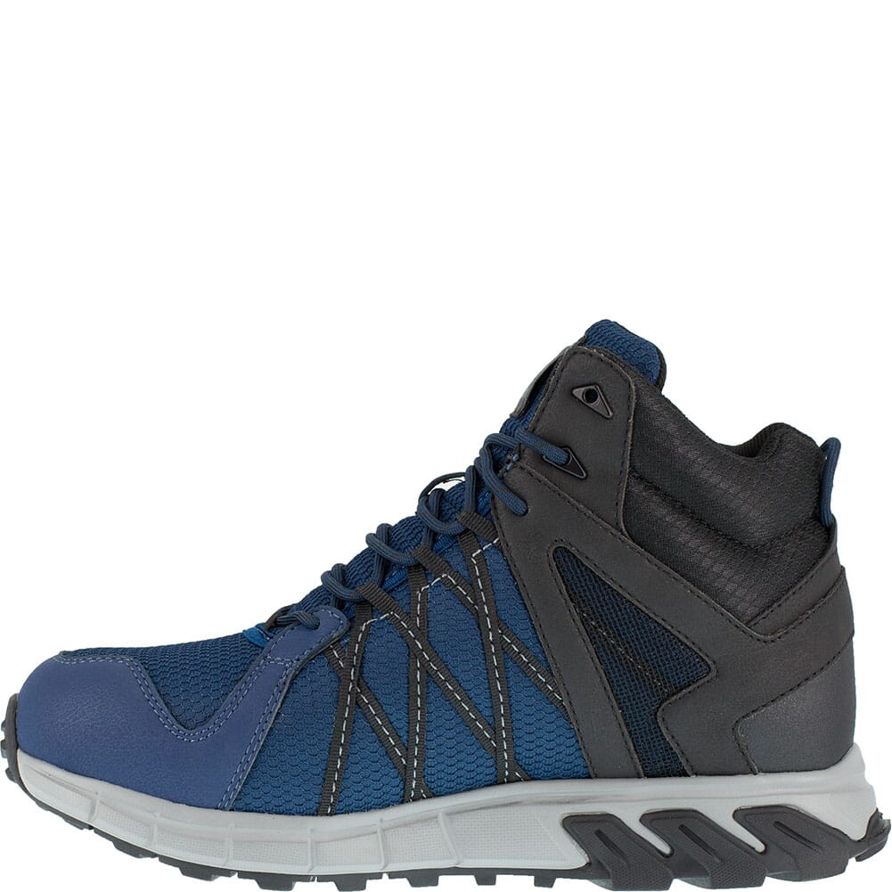 Reebok Men's Trail Grip Safety Boots - Navy/Black