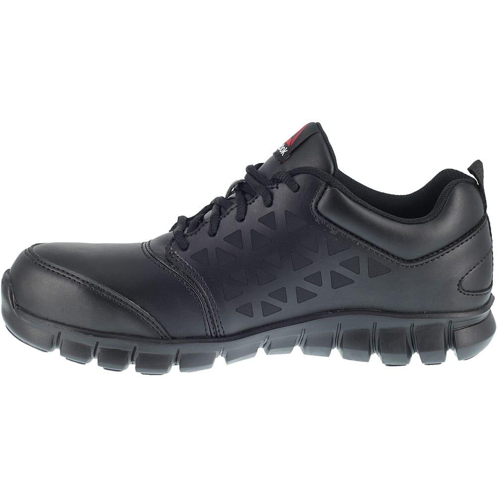Reebok Men's Sublite EH Safety Shoes - Black