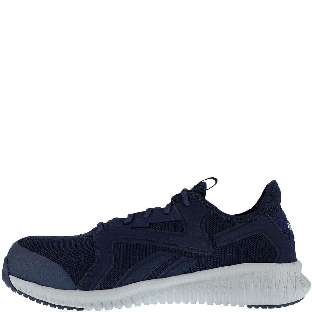 RB4066 Reebok Men's Flexagon 3.0 Safety Shoes - Navy/Grey