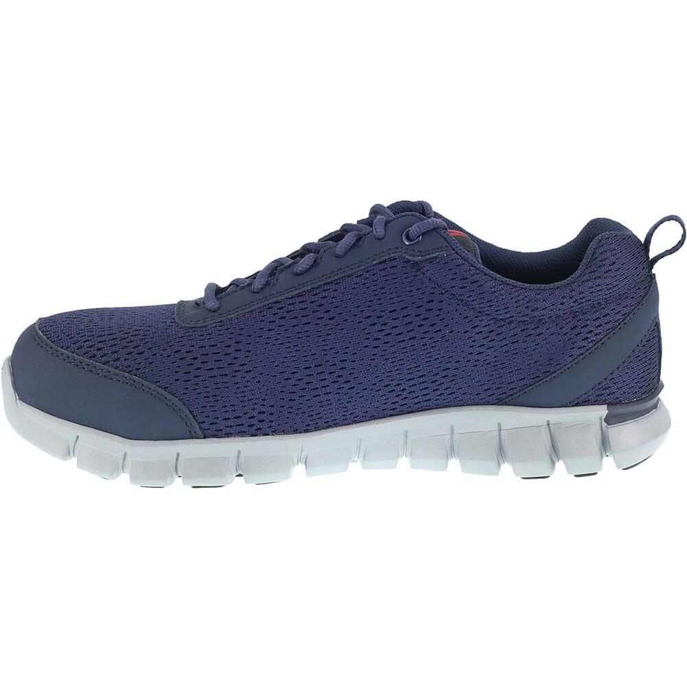 Reebok Men's Sublite SD Safety Shoes - Navy/Grey