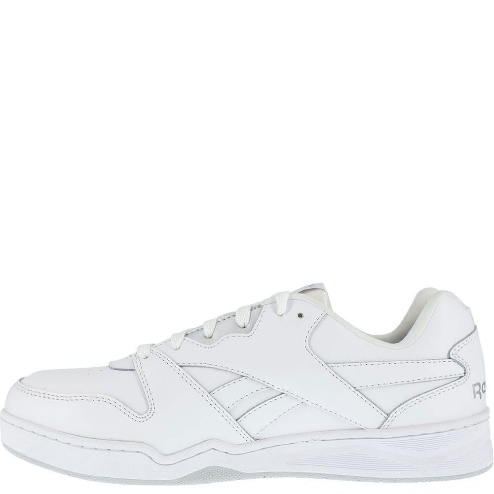RB4161 Reebok Men's BB4500 SD Low Cut Safety Shoes - White/Grey