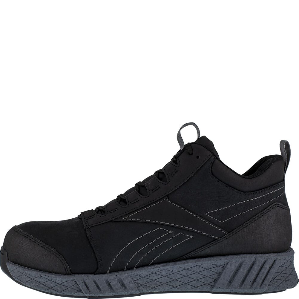 RB4302 Reebok Men's Fusion Formidable SD Safety Shoes - Black