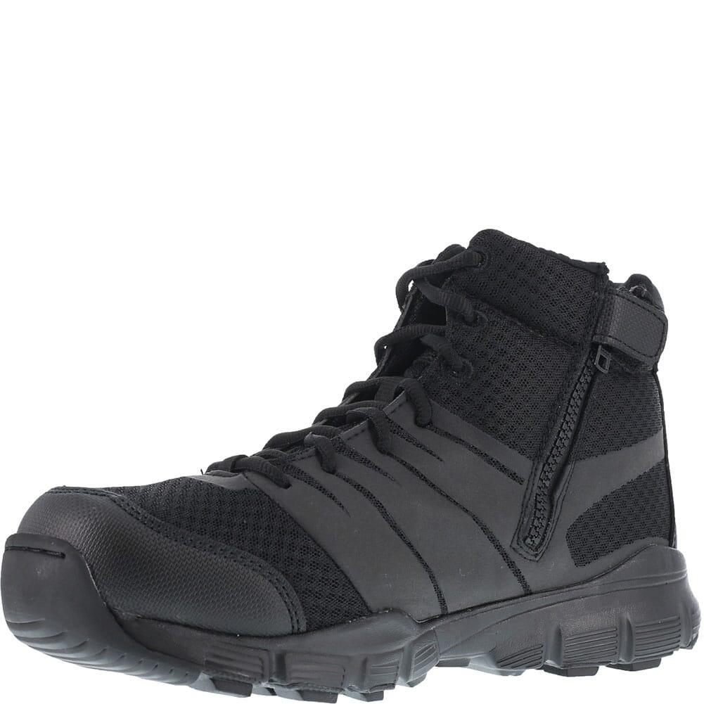 Reebok Men's Dauntless Ultra-Light Work Boots - Black