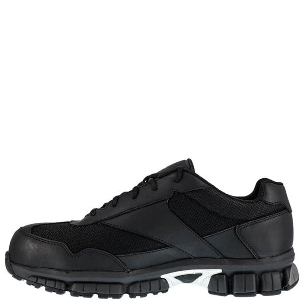 RB459 Reebok Women's Cross Trainer Safety Shoes - Black/Silver