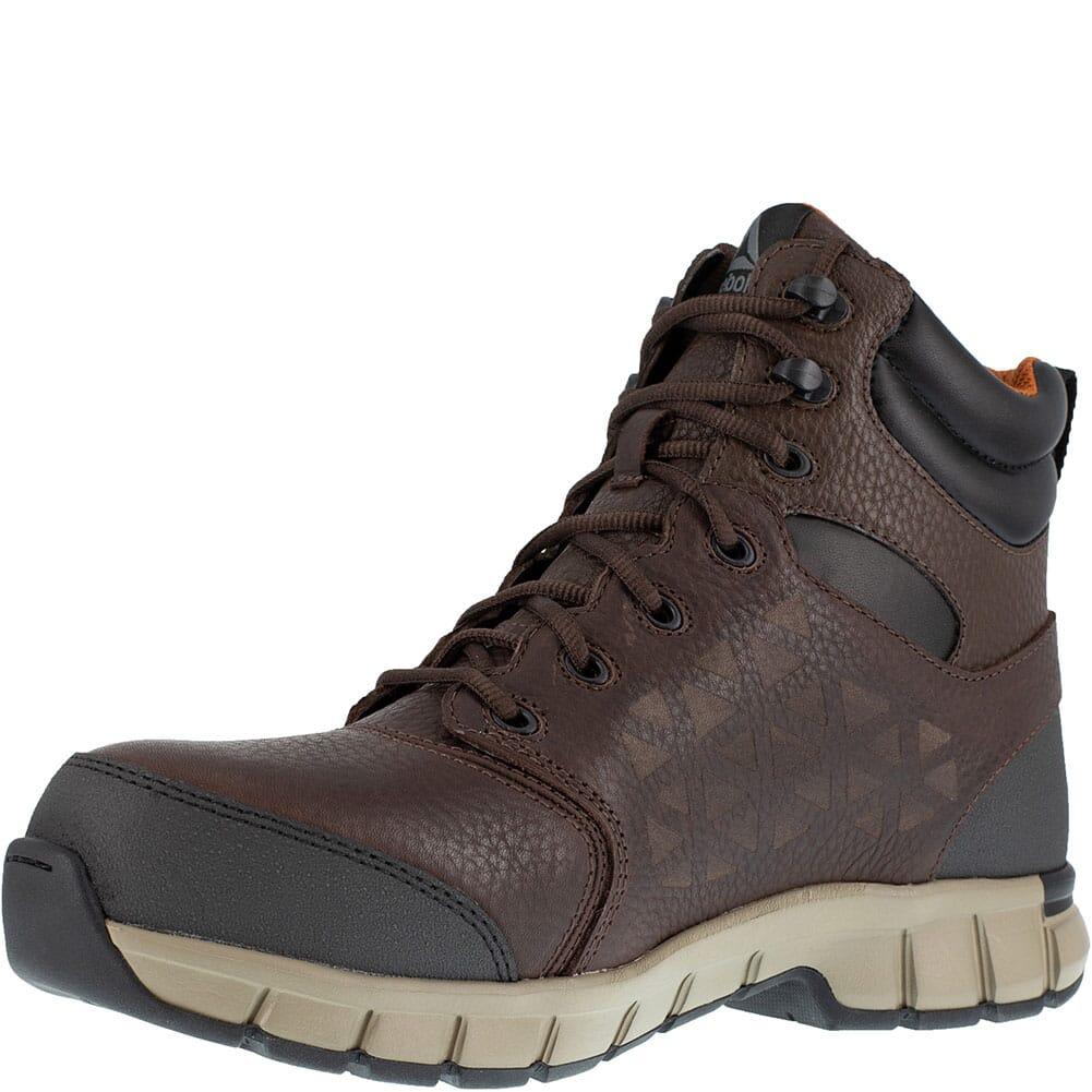 Reebok Men's Sublite EH Safety Boots - Brown