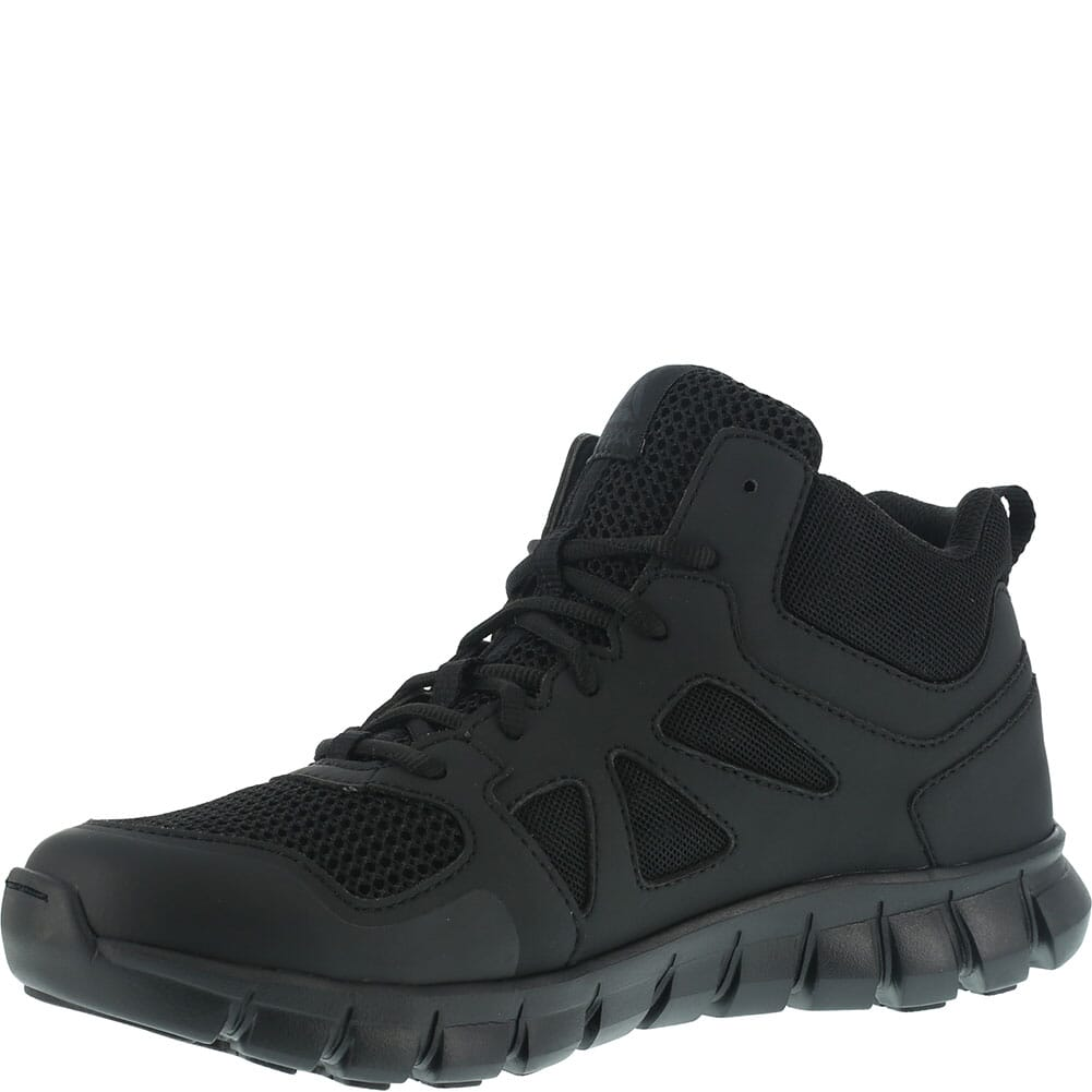 Reebok Women's Sublite Cushion Tactical Shoes - Black
