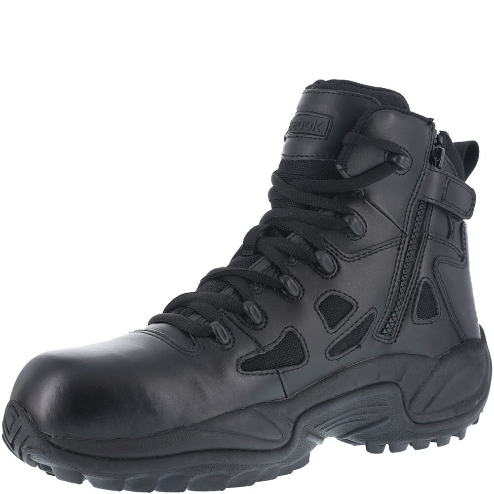 Reebok Women's Rapid Response RB Safety Boots - Black