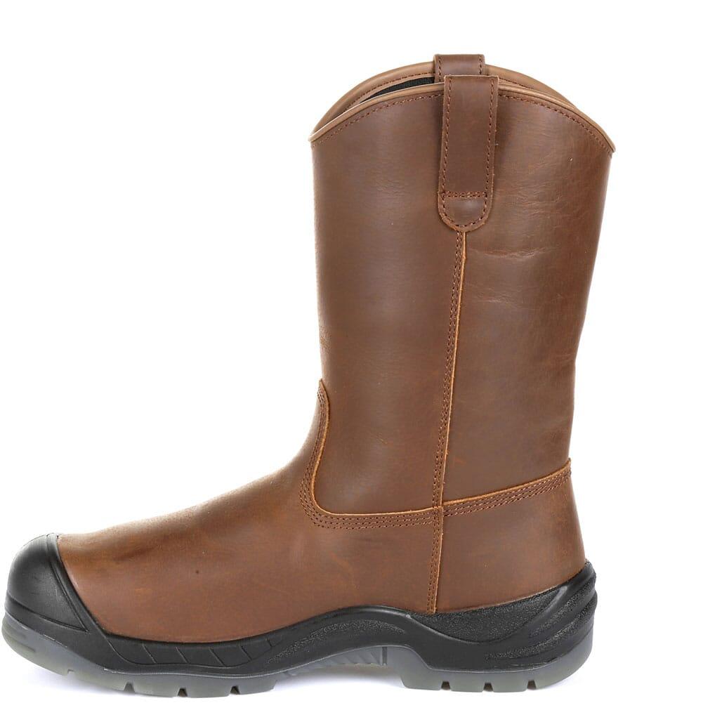 Rocky Men's Worksmart Internal Met Guard Safety Boots - Brown