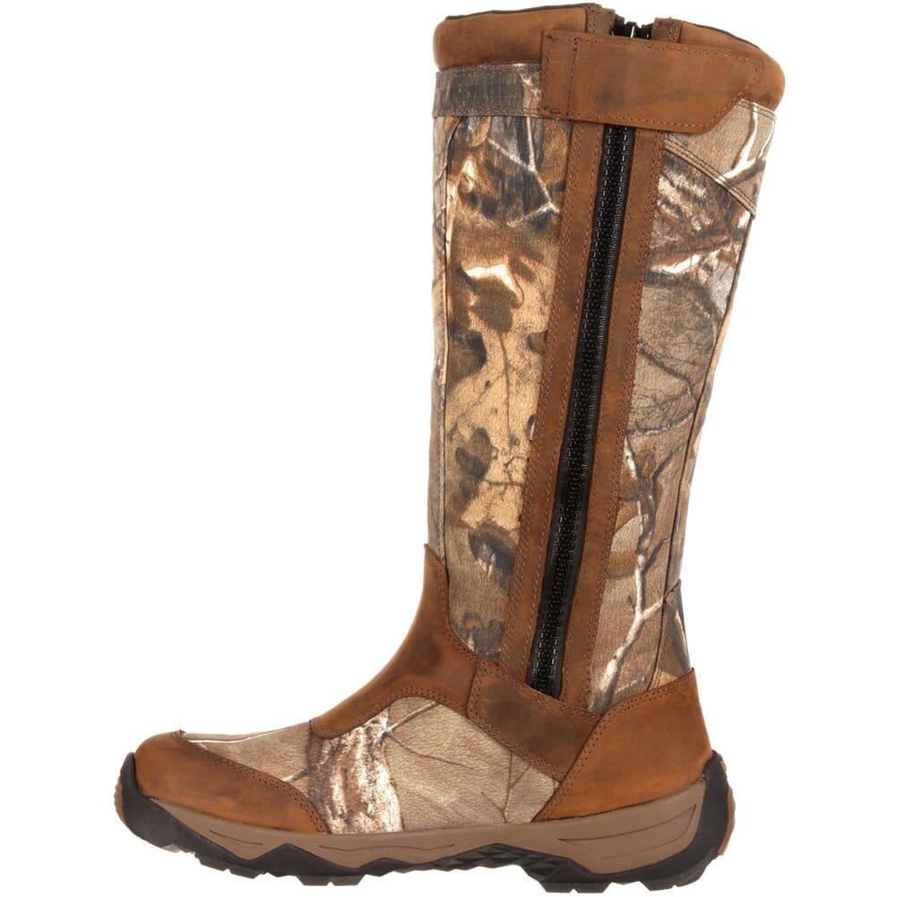 Rocky Men's Retraction WP Snake Boots - Realtree Xtra