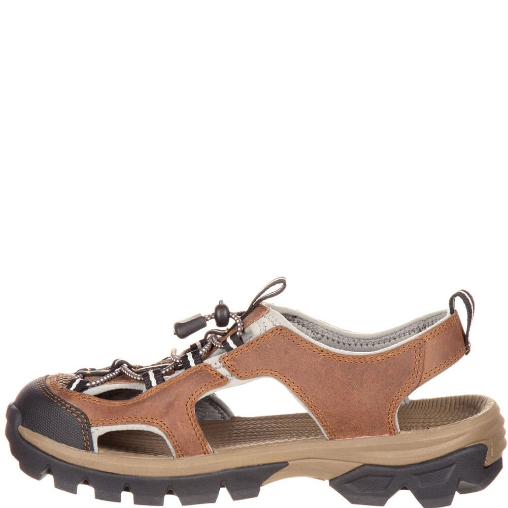 Rocky Women's Endeavor Point Sandals - Brown