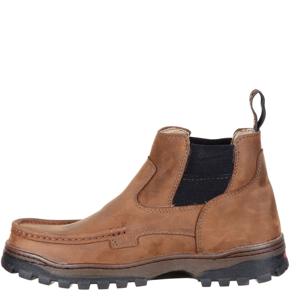 Rocky Men's Outback GTX Hiking Boots - Brown
