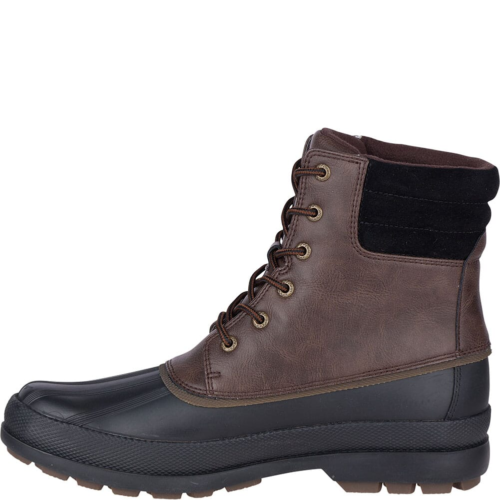 Sperry Men's Cold Bay Pac Boots - Brown/Black