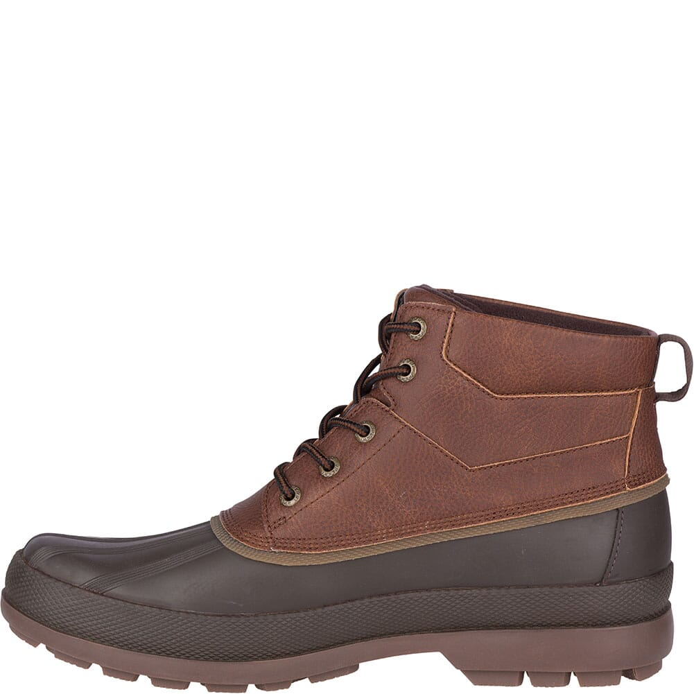 Sperry Men's Cold Bay WP Pac Boots - Brown/Coffee