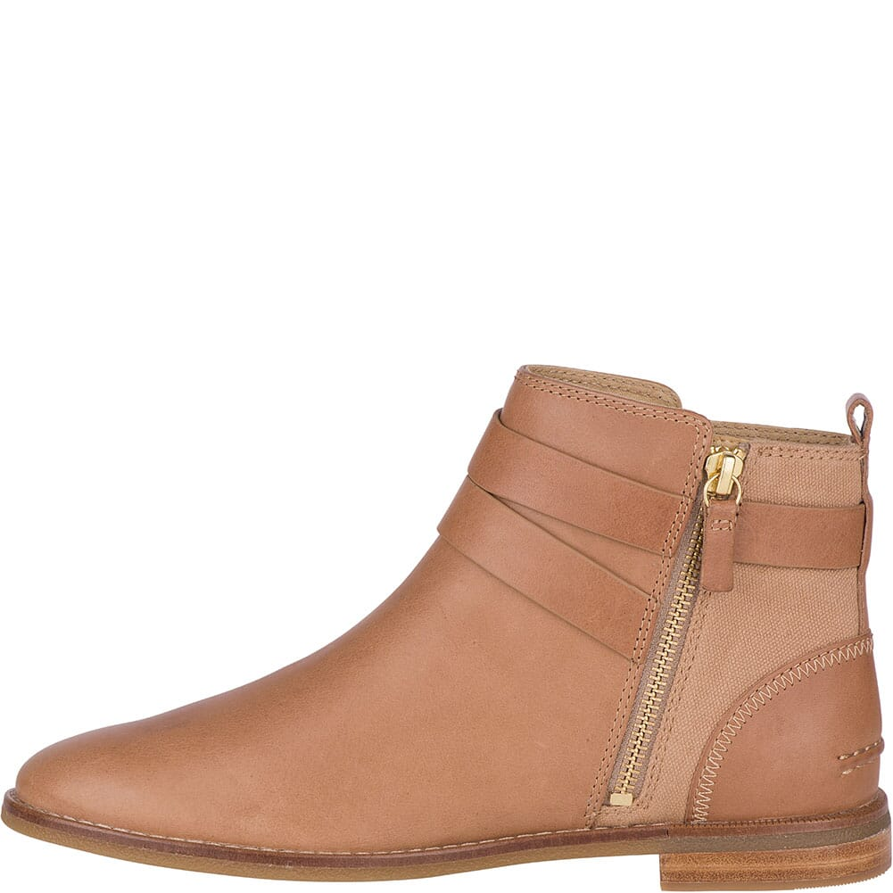 Sperry Women's Seaport Shackle Casual Boots - Tan