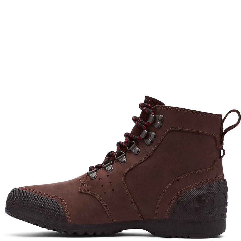 Sorel Men's Ankeny Mid Casual Boots - Cattail/Black