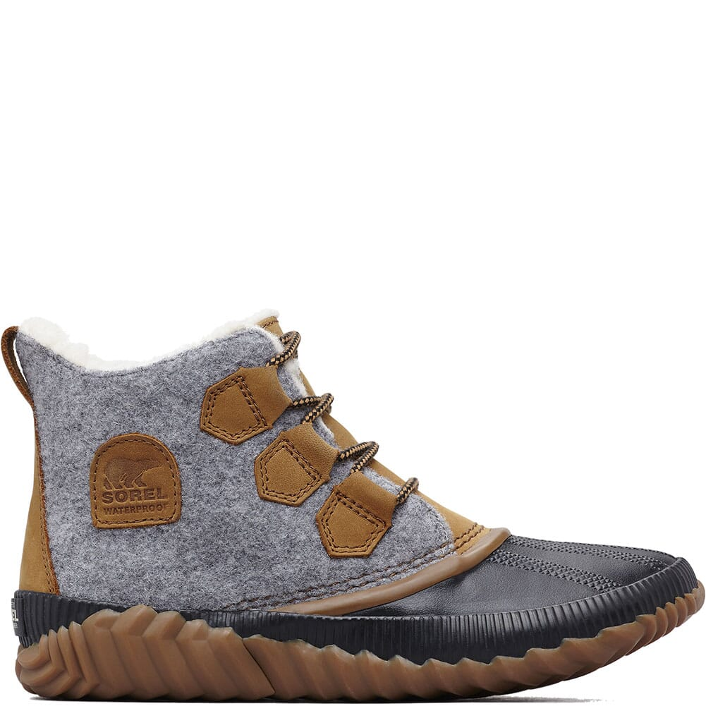 Sorel Women's Out 'N About Plus Boots - Quarry