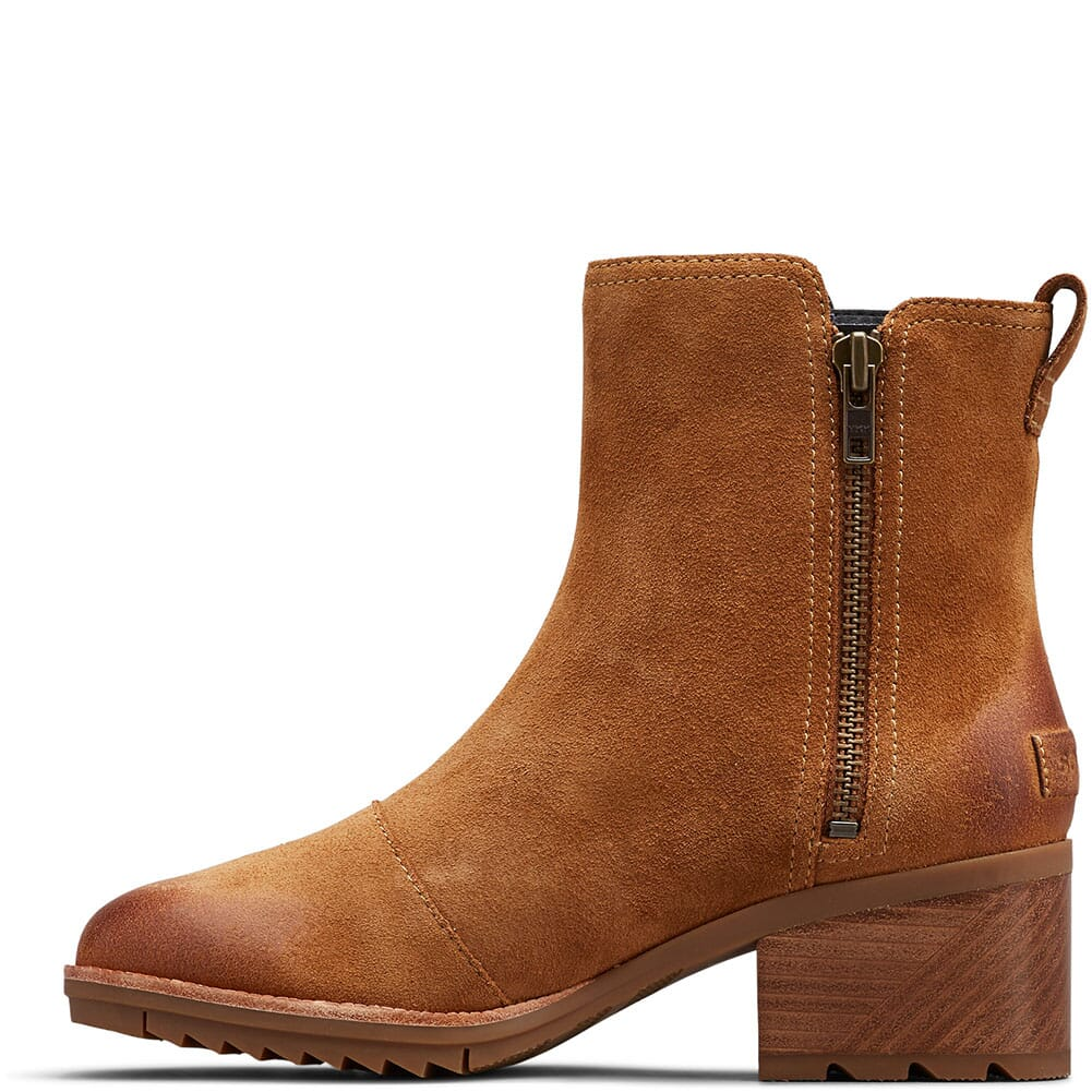 Sorel Women's Cate Casual Boots - Camel Brown
