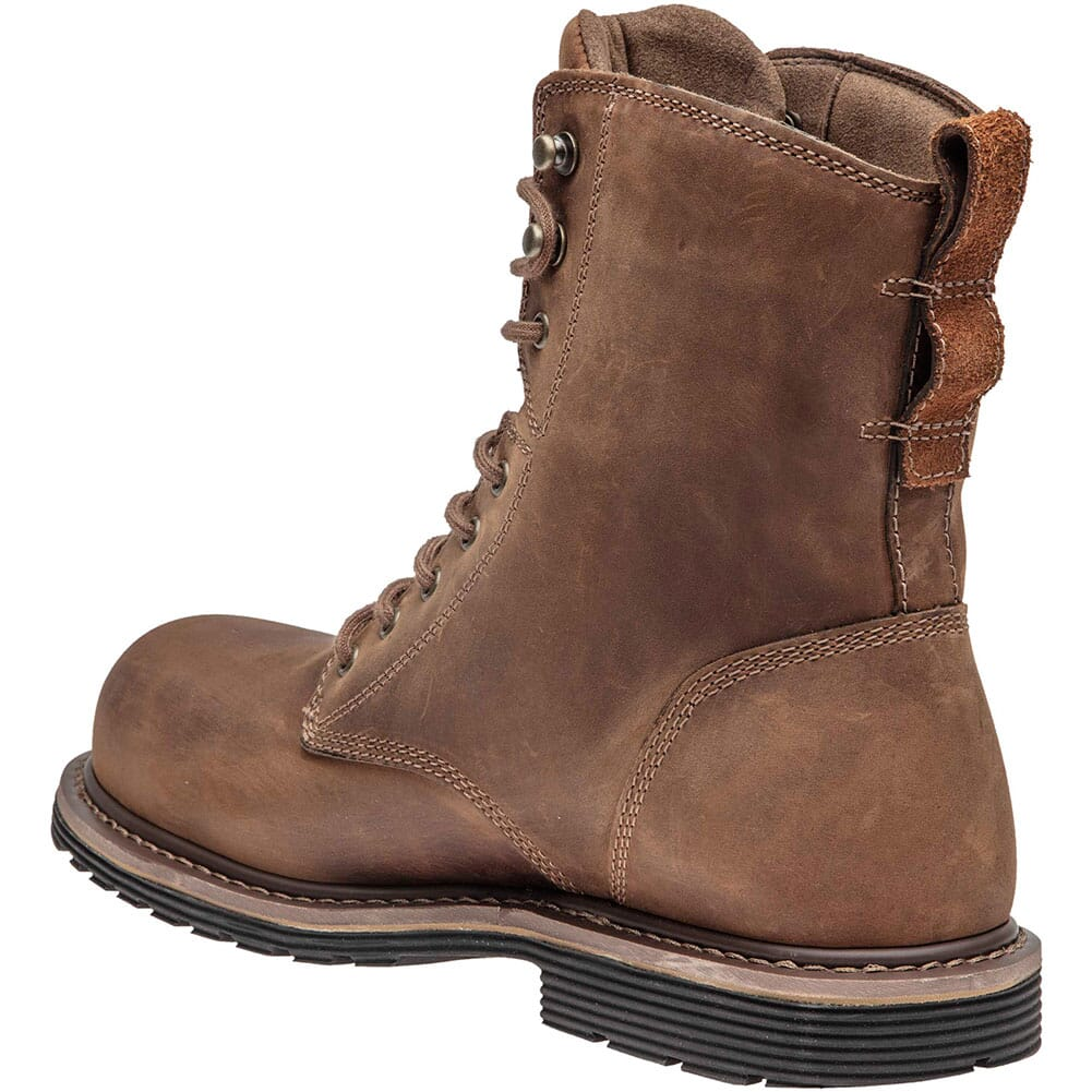 Timberland Pro Men's Millworks Safety Boots - Gaucho