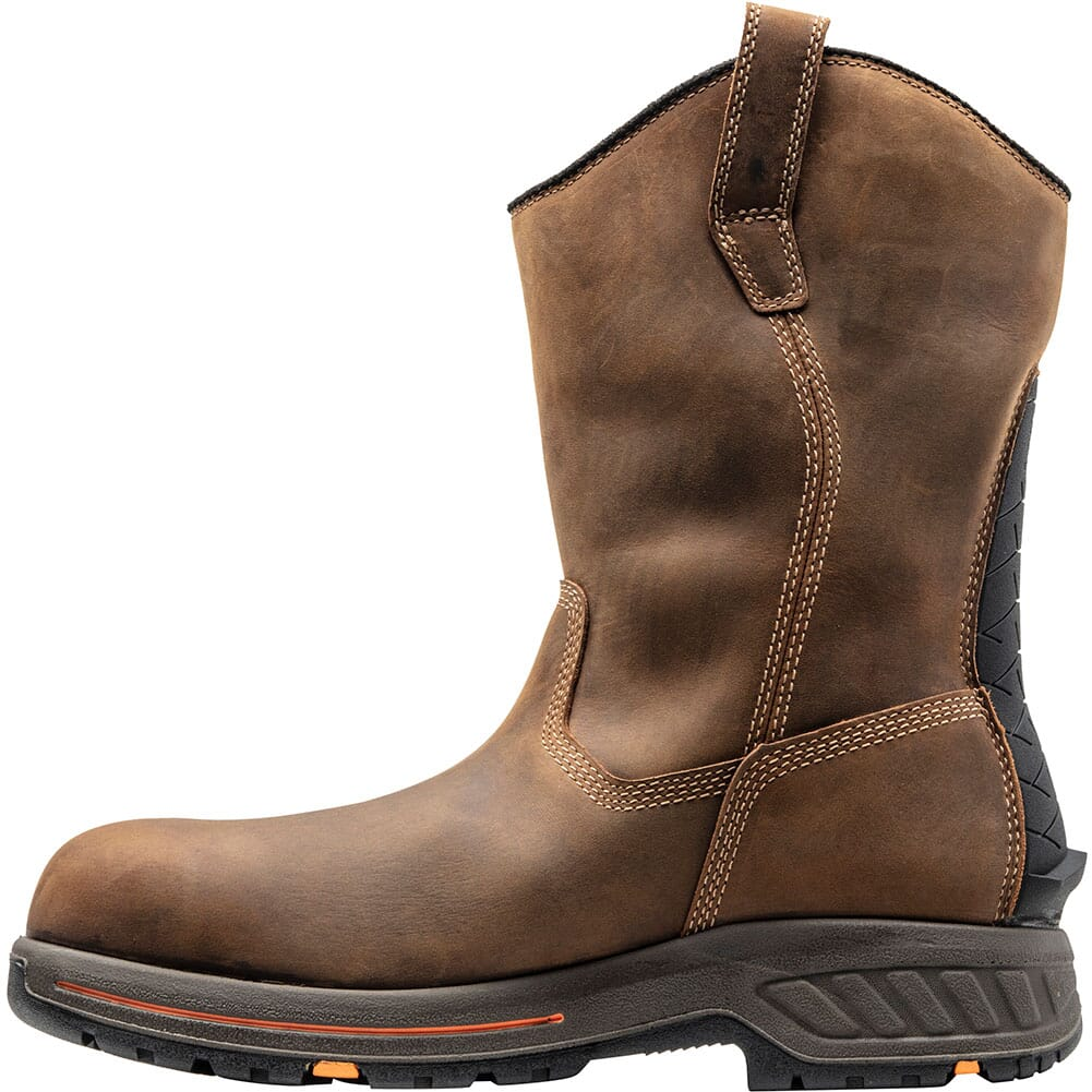 Timberland Pro Men's Helix HD Safety Boots - Distressed Brown
