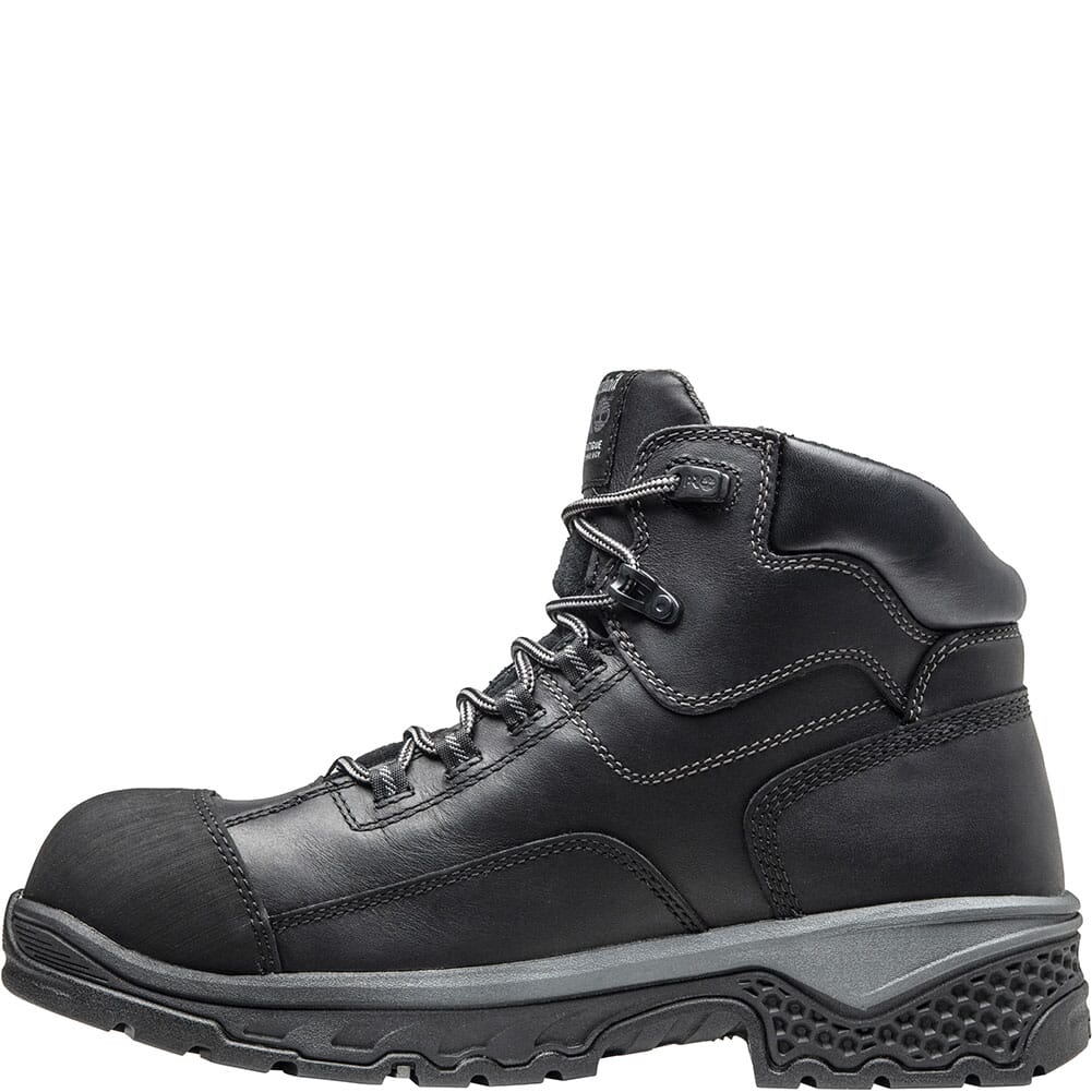 A1XJP001 Timberland Pro Men's Bosshog WP Safety Boots - Black