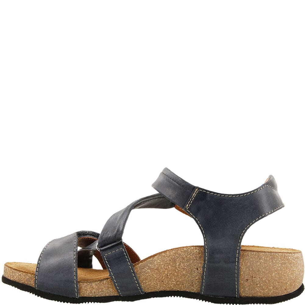 UNV-1340-NVY Taos Women's Universe Sandals - Navy
