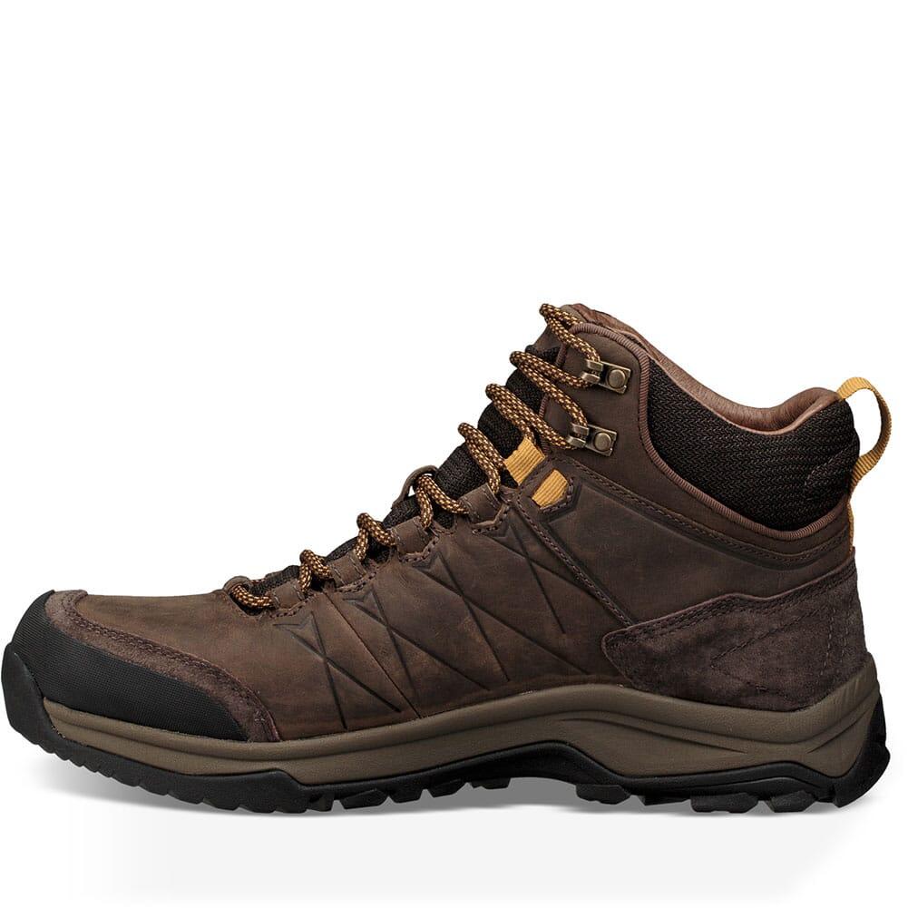 Teva Women's Arrowood Riva Mid WP Hiking Boots - Turkish Coffee