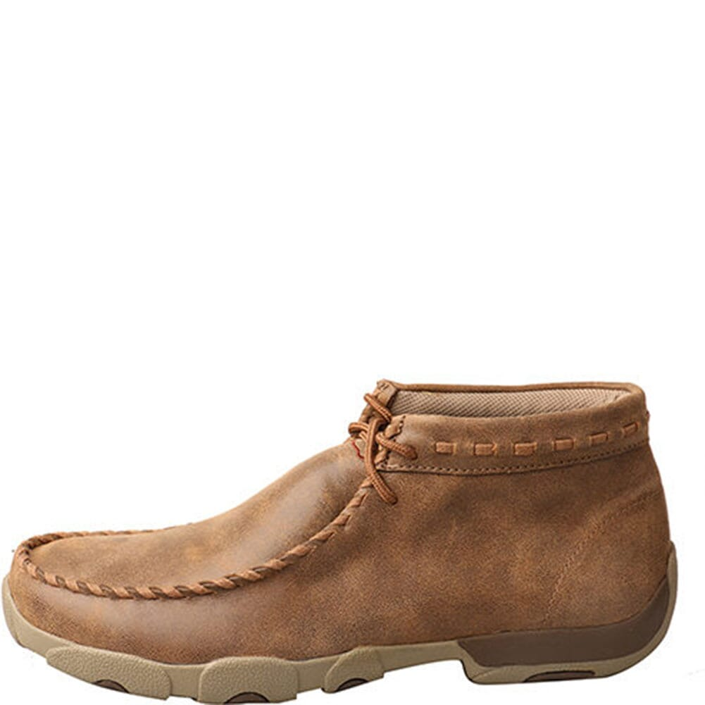 Twisted X Men's Driving Moccasin Shoes - Bomber