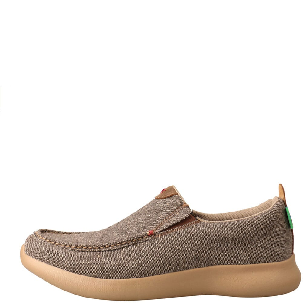 MRV0002 Twisted X Men's Slip-On EVA12R Casual Shoes - Dust