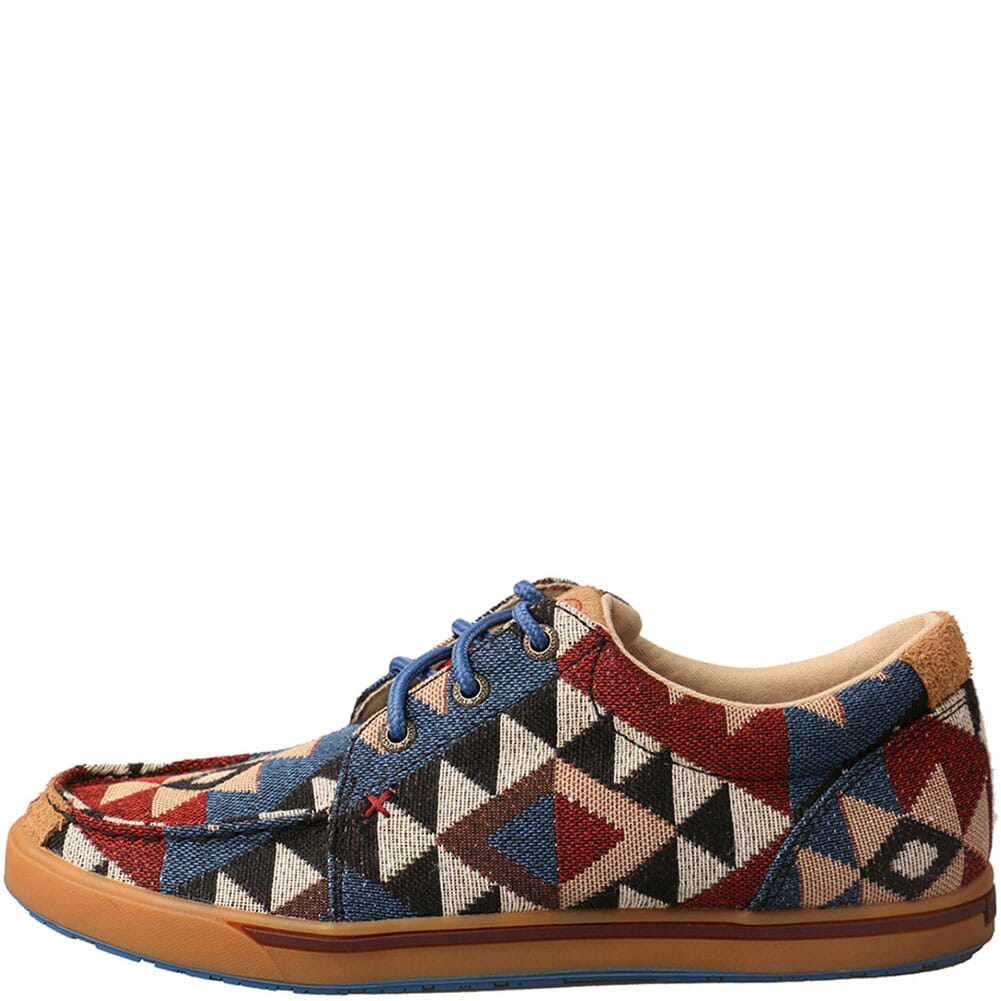 Twisted X Women's Hooey Loper Casual Shoes - Multi