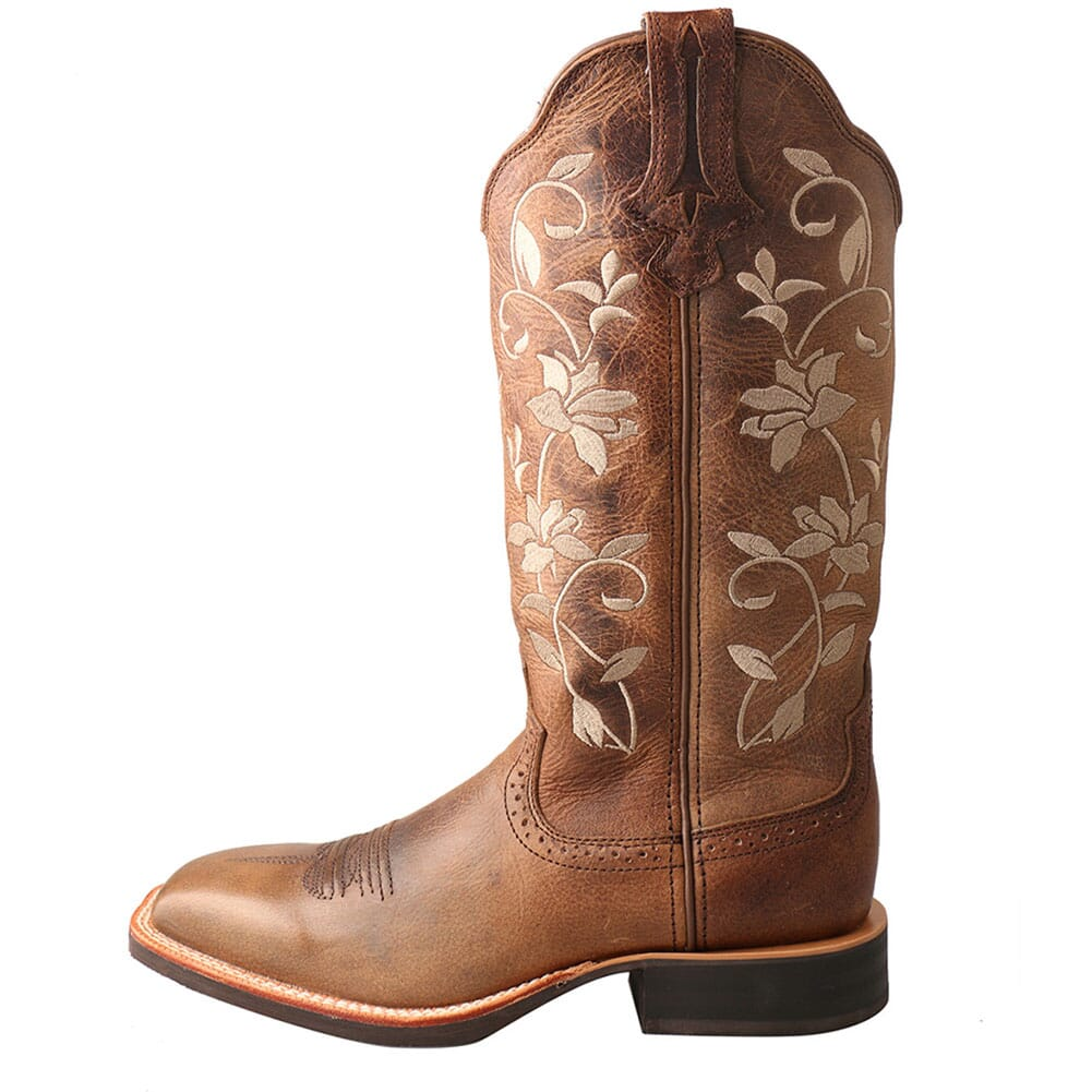 Twisted X Women's Ruff Stock Western Boots