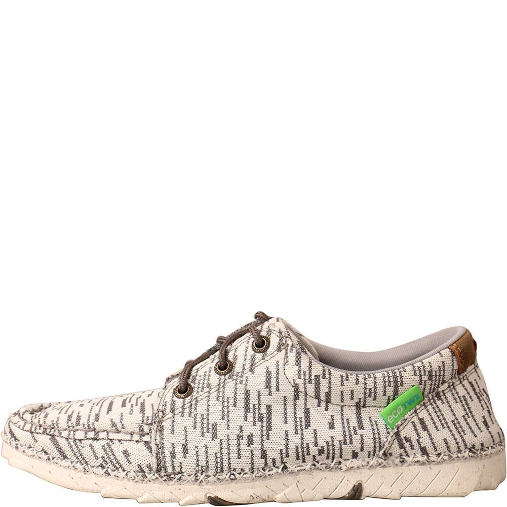 WZX0001 Twisted X Women's Zero-X Casual Shoes - White/Grey