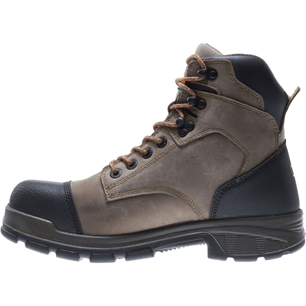 Wolverine Men's Carbonmax Blade LX WP Safety Boots - Chocolate Chip