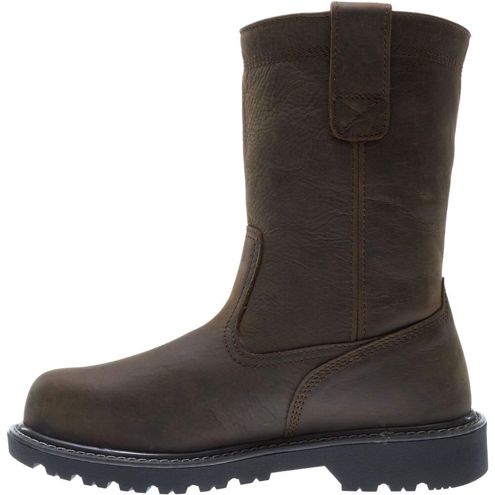 Wolverine Men's Floorhand Safety Boots - Dark Brown