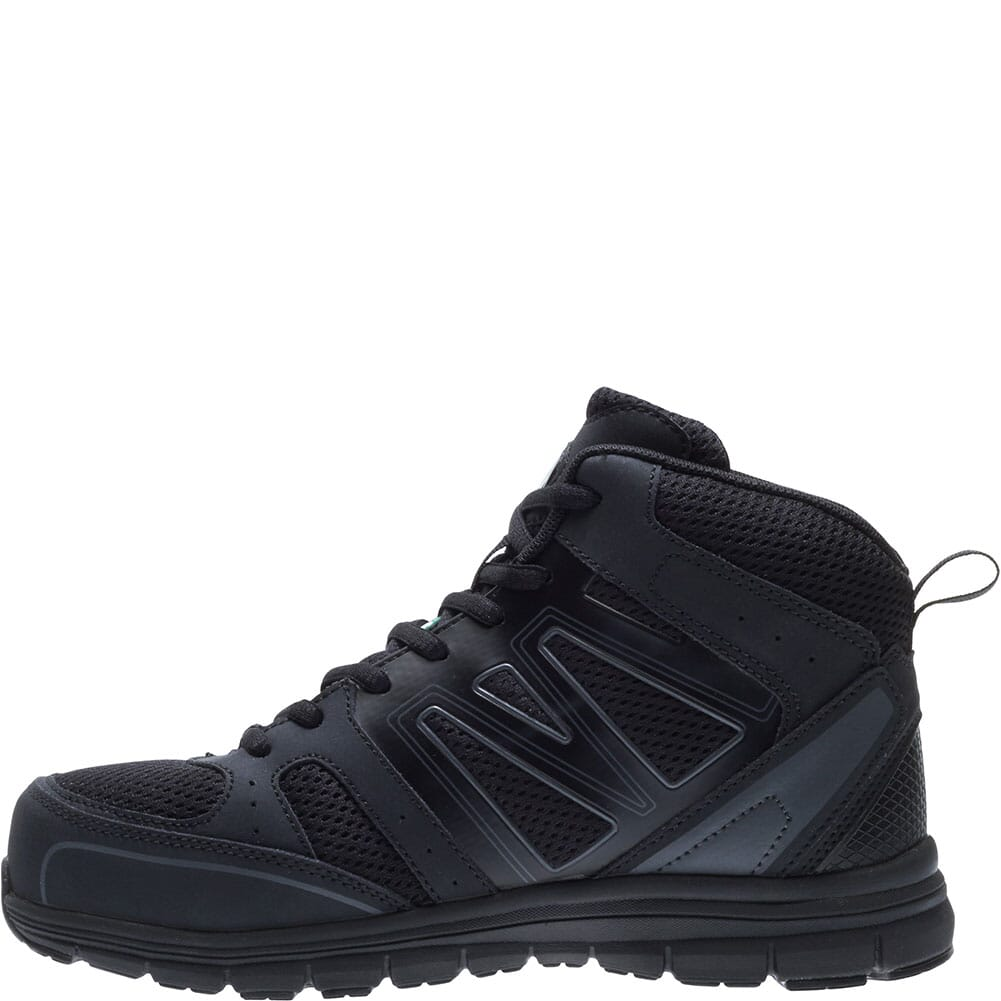 Wolverine Women's Nimble FX Safety Boots - Black/Black