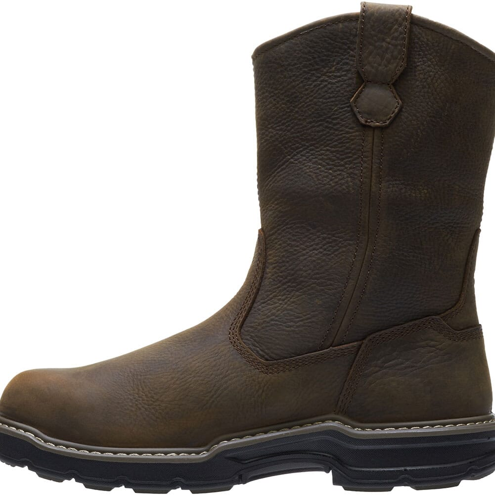 Wolverine Men's Bandit WP Safety Boots - Brown