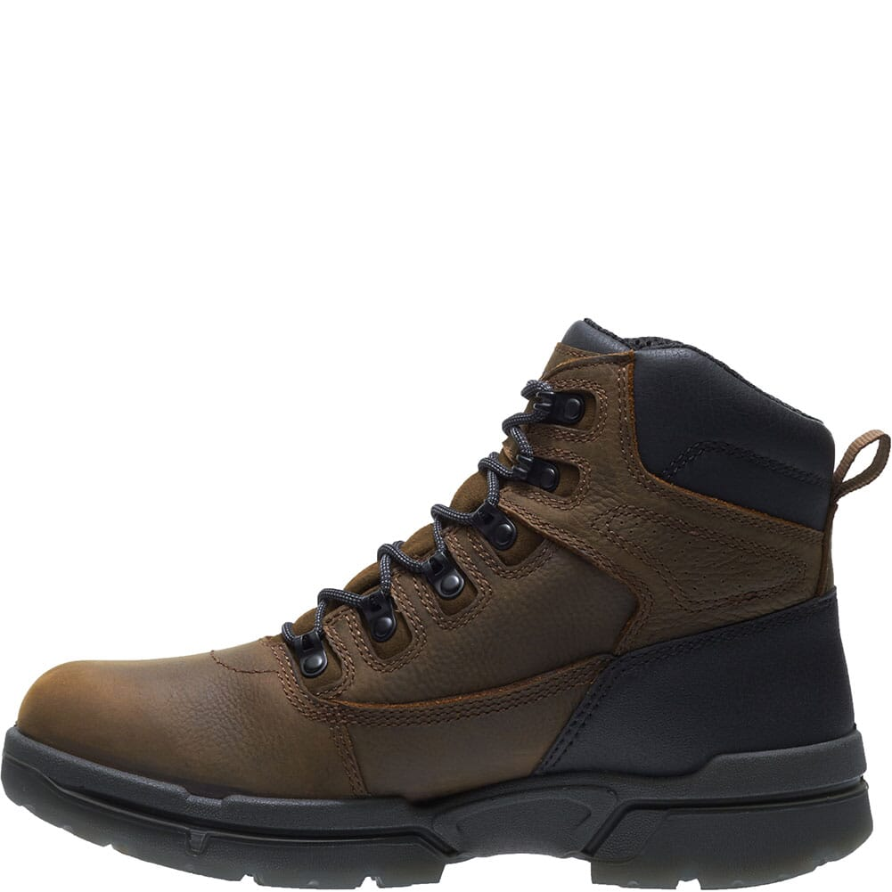 Wolverine Men's I-90 Durashocks Work Boots - Dark Coffee