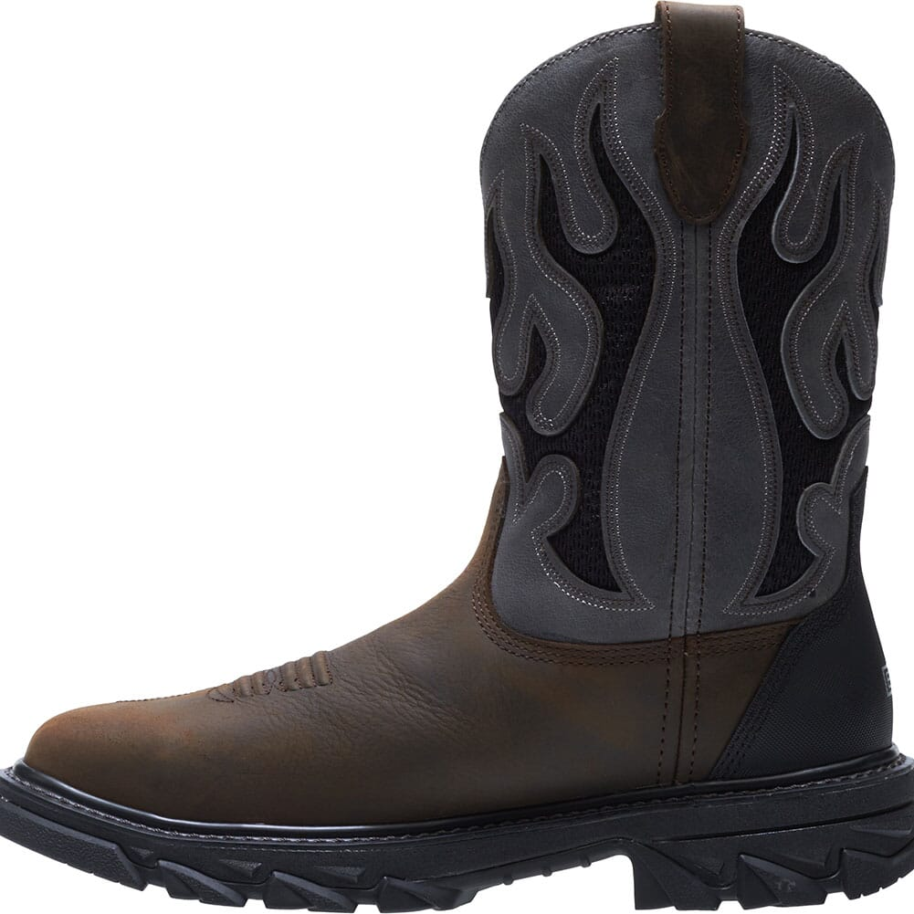 Wolverine Men's Ranch King Safety Boots - Grey